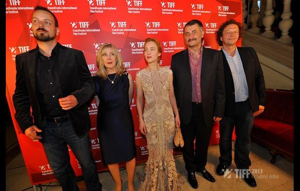 TIFF Competition Jury